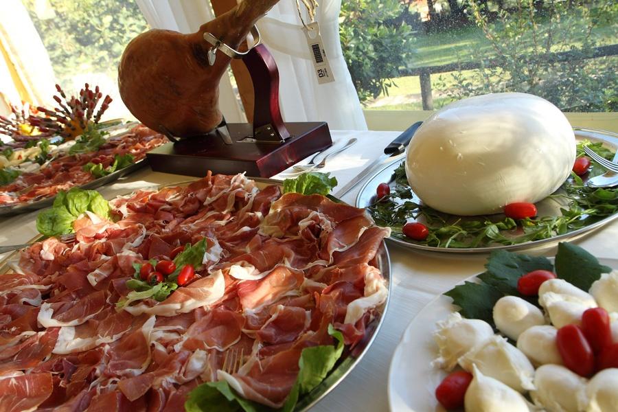 Catering a Santa Maria di Castellabate