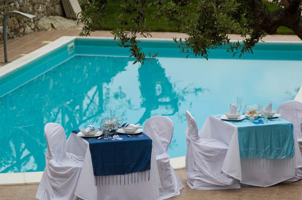 matrimoni nel cilento con piscina